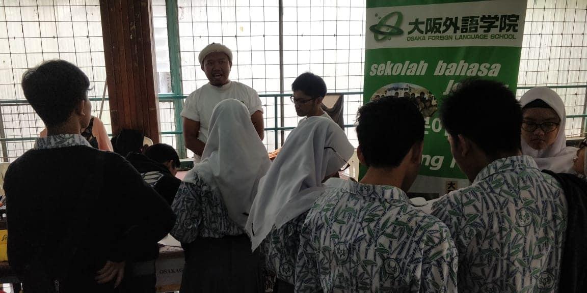 Event STBA YAPARI BANDUNG Day1